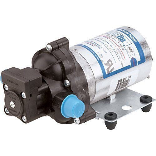 Shurflo 2088594154 2088 Series 198 GPH 115 VAC Diaphragm Industrial Pump -- Click image to review more details. (Note:Amazon affiliate link)