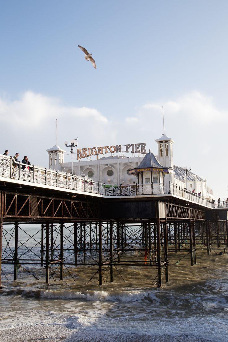 On my bucket list. British beach towns by Kinfolk // brighton pier