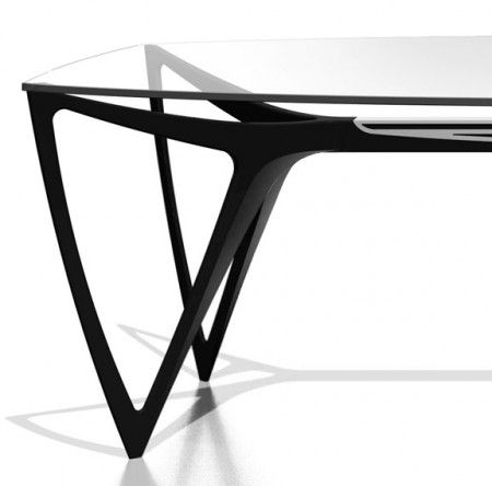 table | furniture by Mercedes Benz Formitalia