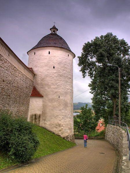 Stary Sącz, Małopolska.  http://www.malopolska24.pl/index.php/2014/04/w-7-dni-dookola-sadecczyzny-stary-sacz/