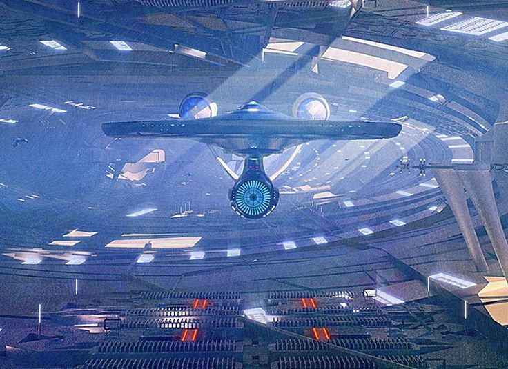 Stunning New STAR TREK BEYOND Concept Art Released | TrekCore Blog