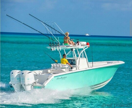 25 best ideas about center console boats on pinterest for Fishing jobs in florida