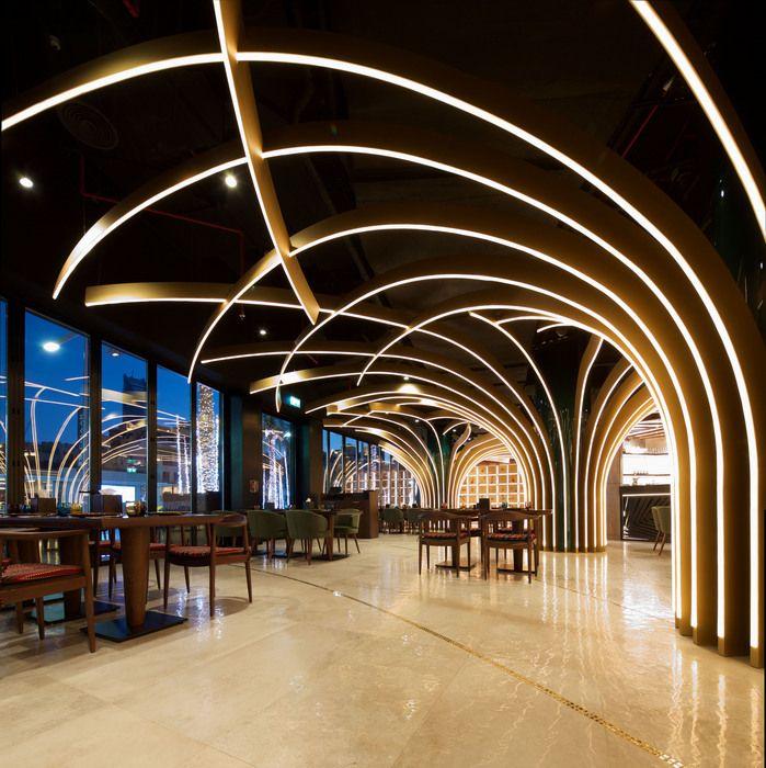 Commercial Bar Design Ideas: 25+ Best Restaurant Bar Design Ideas On Pinterest