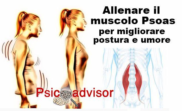 muscolo psoas