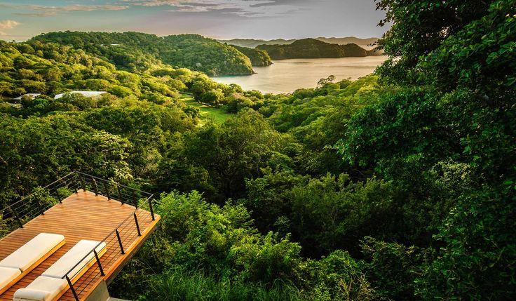 El Alma :: private villa costa rica :: small luxury hotel of the world at the Peninsula Papagayo in costa rica