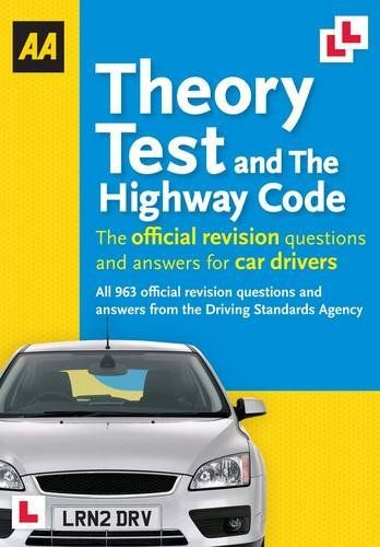 From 2.50 Driving Test Theory & Highway Code (aa Driving Test)
