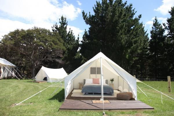 Birch Hill, Central Hawke's Bay » Canopy Camping