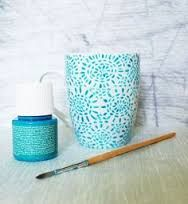 Image result for painted mug