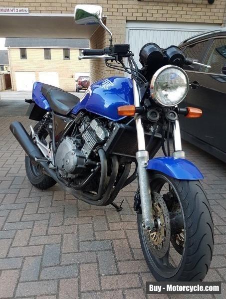 Honda CB 400 Super Four #honda #cb #forsale #unitedkingdom