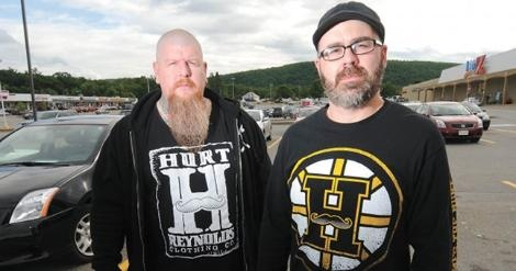 Interview with Hurt Reynolds Clothing Co.'s Andy Rossman and Curt Vezina: Clothing Cos, Andy Rossman, Reynolds Clothing, Hurts Reynolds, Curt Vezina, Cos Andy