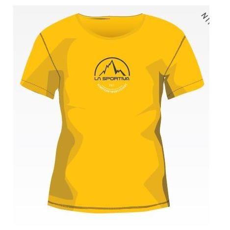 Doorout Angebote La Sportiva Logo Tee W yellow,gelb Damen Gr. L: Category: Outdoorbekleidung > Damen > Hemden und Shirts…%#Quickberater%