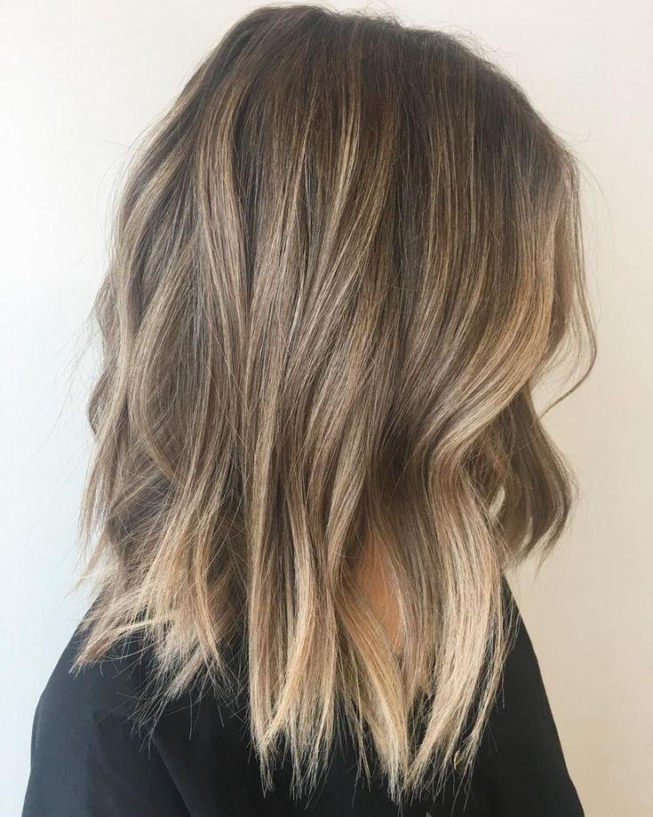 70 schmeichelnde Balayage Haarfarbe Ideen für 2019 im Jahr 2019   Haar