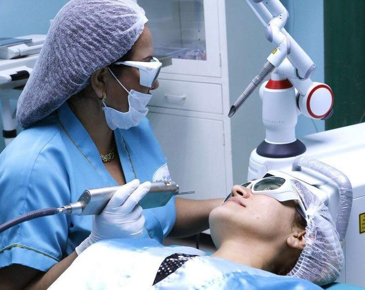 Kalieska Arroyo | Tratamiento Láser Fotona 4D