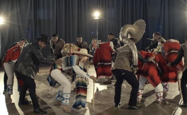 A 17 días de que Antonio Flores Sánchez y su Banda Jerez lanzaran en YouTube el video: 'Los viejitos', la Secretaría de Pueblos Indígenas (SPI) de.....