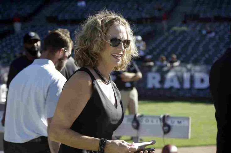 Play-by-play announcer Beth Mowins is set to become the first-ever woman to call an NFL game televised nationally — the Los Angeles Chargers vs. Denver Broncos game on Sept. 11.