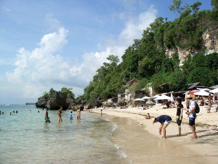 Padang Padang Beach - Labuan Sait,BALI INDONESIA