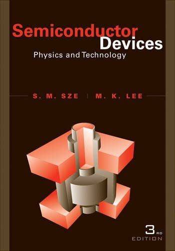 Semiconductor Devices: Physics and Technology  Used Book in Good Condition