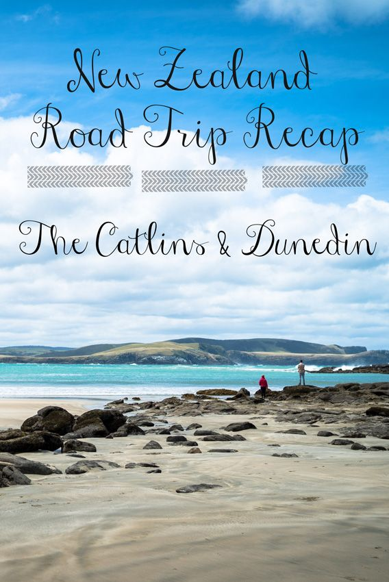 Road trip recap from New Zealand's Southland including the rugged coastline of the Catlins and beach-front climbing in Dunedin