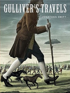 Gulliver's Travels by: Jonathan Swift