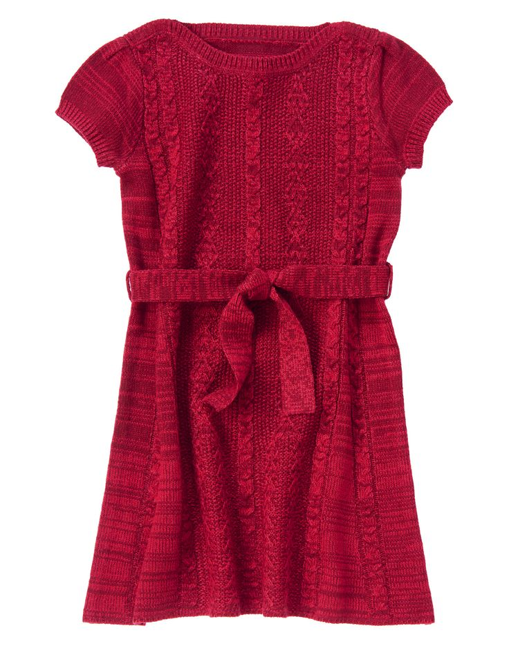 Crazy 8 red dress outfit