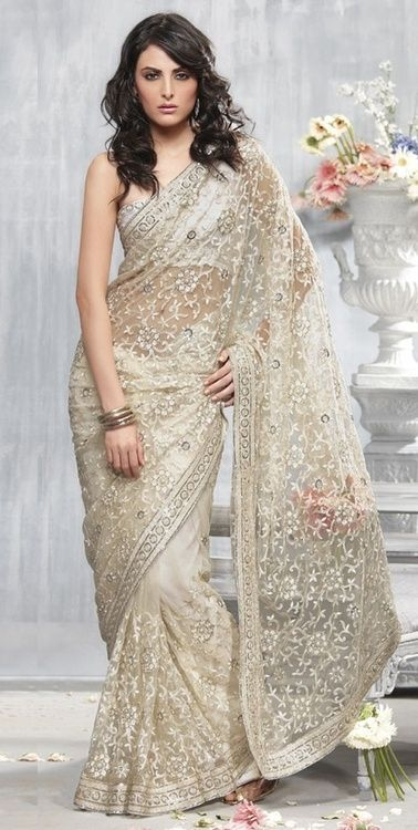 Reception Sarees For Indian Bride 2016 With Price, Images | Latest Fashion Trends in India