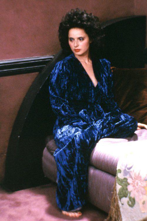 Isabella Rossellini in Blue Velvet.