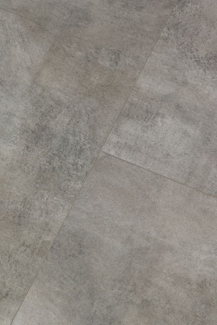 09 022 Vinylfliese Beton dunkelgrau massiv