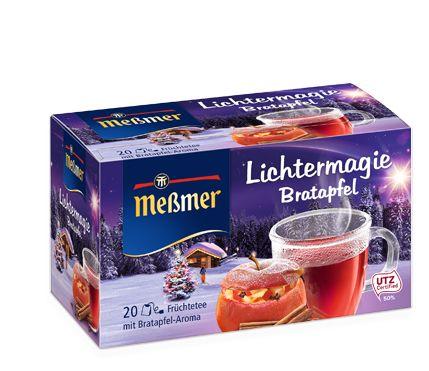 Wintertee Lichtermagie