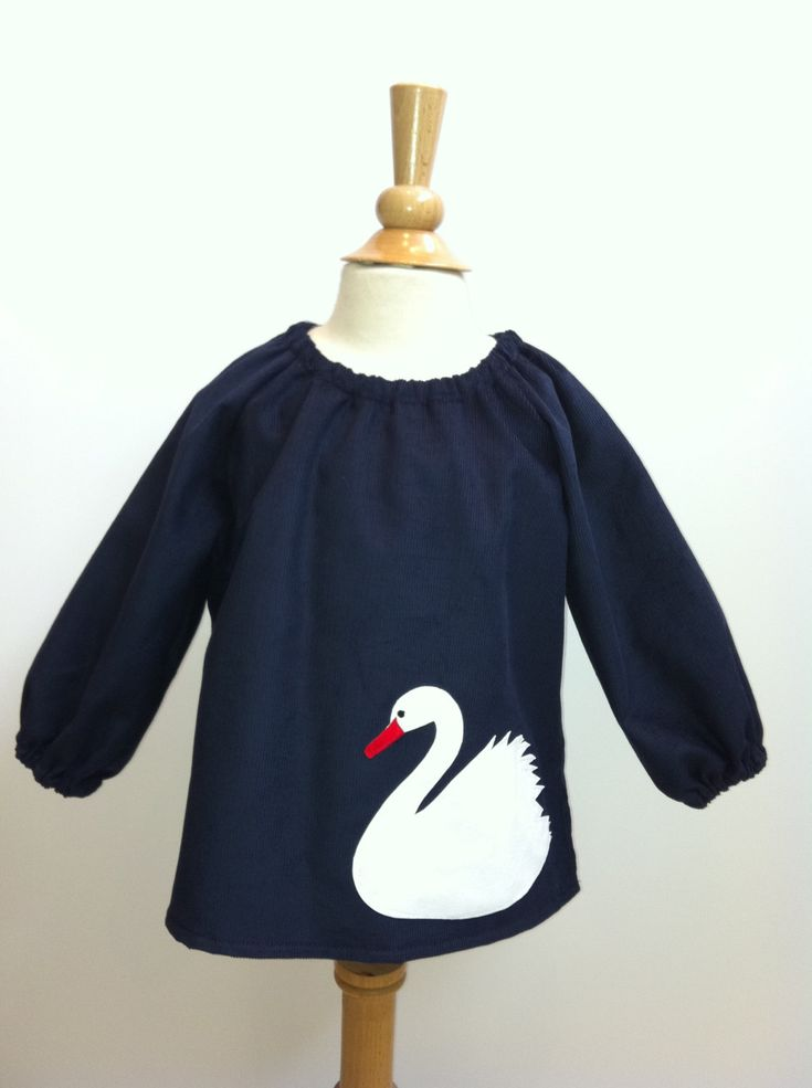 Swan Jumper by sastirosielife on Etsy