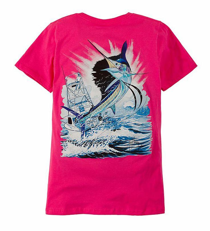 Guy harvey sailfish dress tropical black
