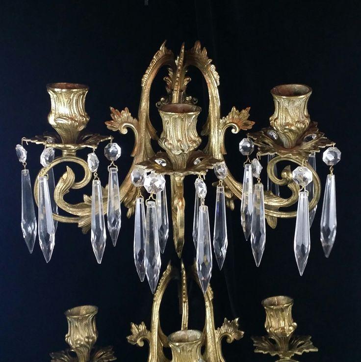 17 Best ideas about Antique Brass Chandelier – Vintage Brass Chandeliers