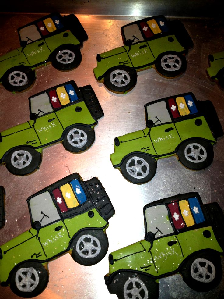 31 Best Images About Jeep Food On Pinterest Sweet Cakes