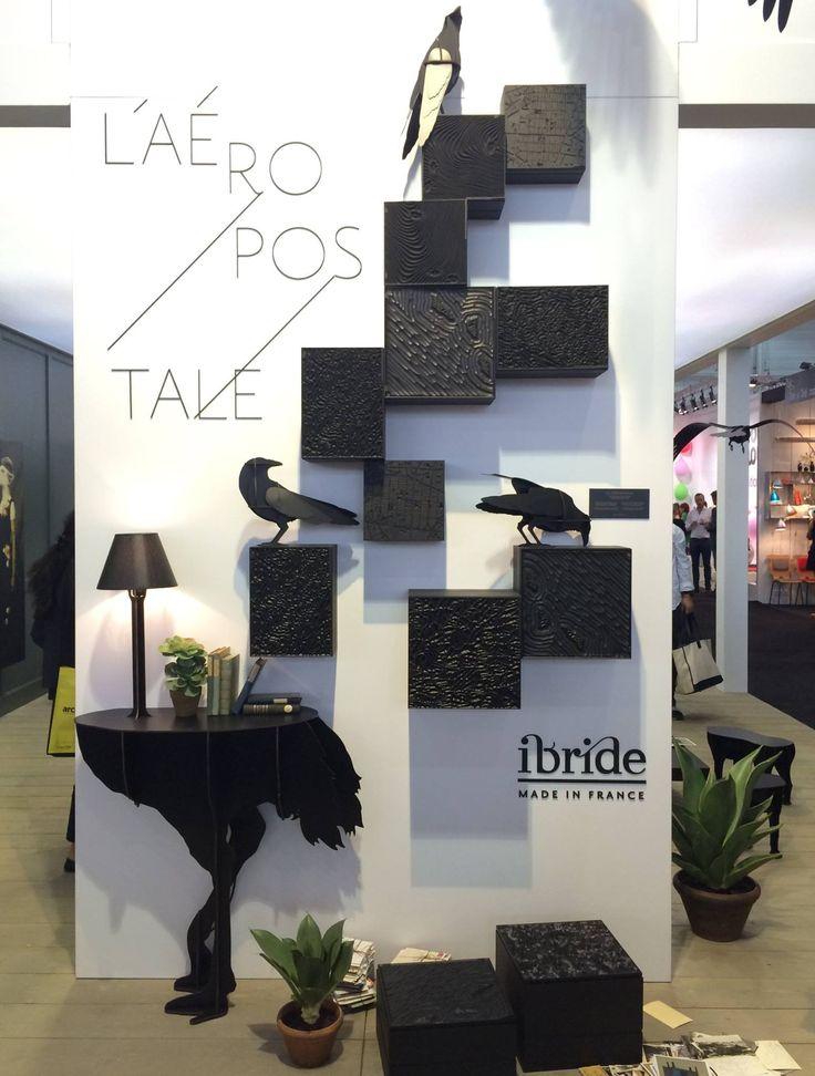 L'AEROPOSTALE - Individual chests. Diva Lucia now in black!  #RADform #newcollection #ibride #modernfurniture #interiordesign #MO14 #parisdesignweek