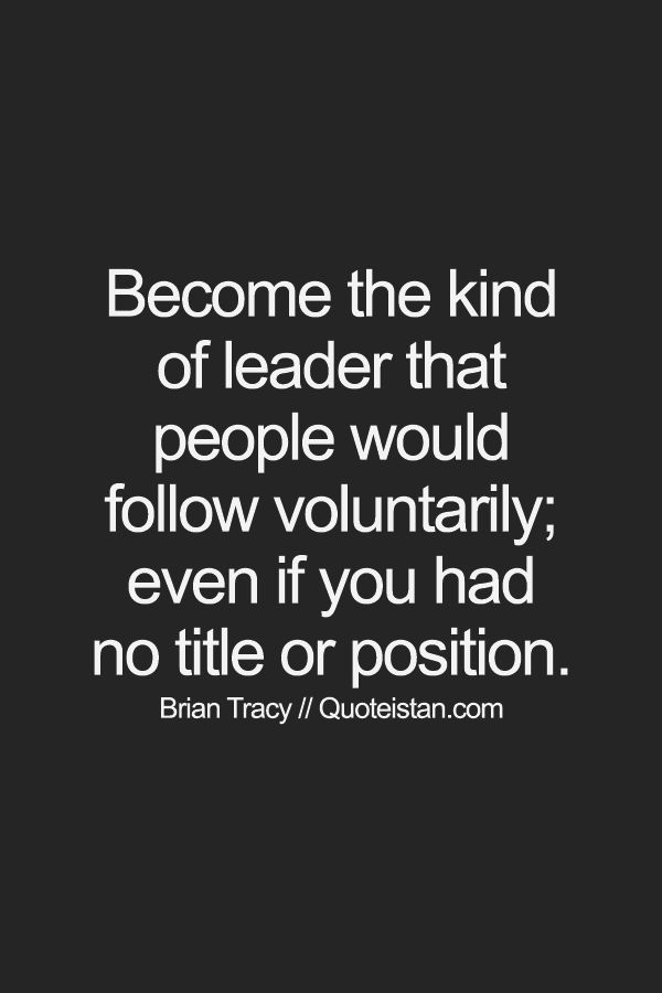 25 best inspirational leadership quotes on pinterest