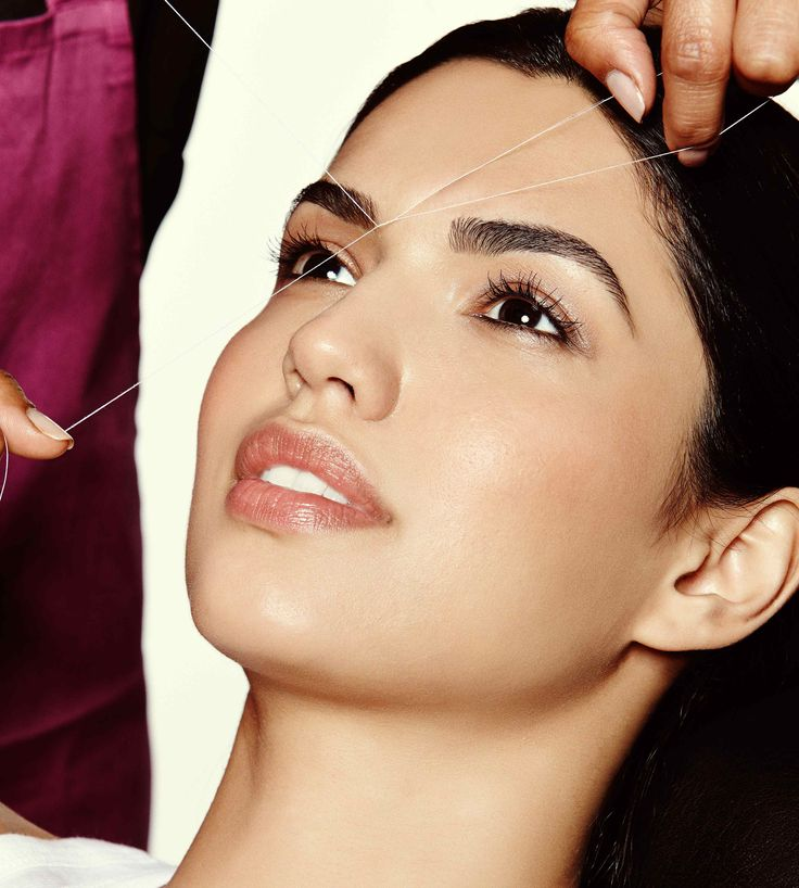 Blink brow bar, one in Reading, get threading and brow pencil recommendation