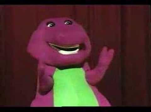 Barney & the Backyard Gang - Barney In Concert Michael ...