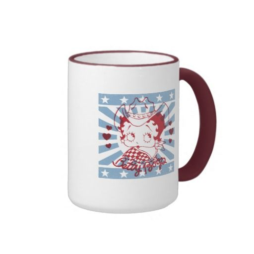 iBoop Country Square with Red Outline. Regalos, Gifts. #taza #mug