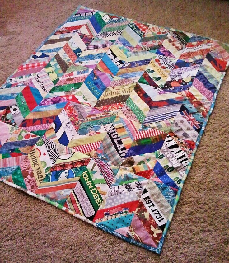 T Shirt Quilting Patterns : 22 best images about Sewing - TShirt Quilts on Pinterest