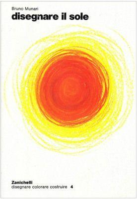 disegnare il #sole Munari by @Ilaria De Vita