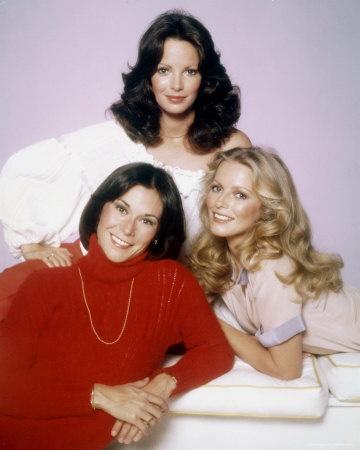 Charlie's Angels/****Kate Jackson (Sabrina), Jaclyn Smith (Kelly) and Cheryl…