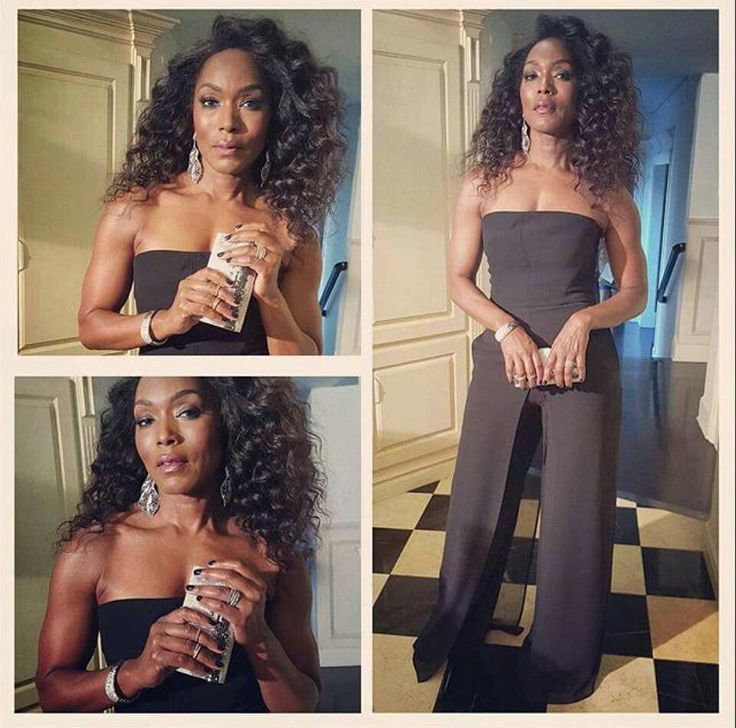 Angela Bassett, yesss... Loving this look