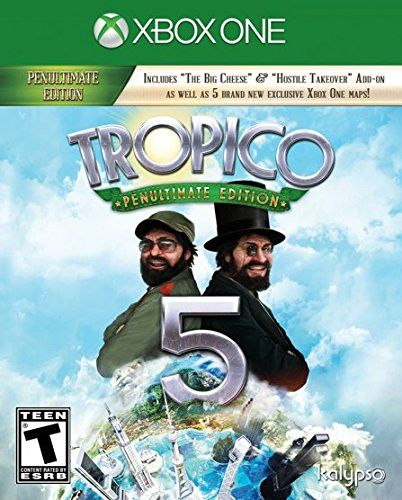 Tropico 5 - Penultimate Edition For Xbox One (Physical Disc)