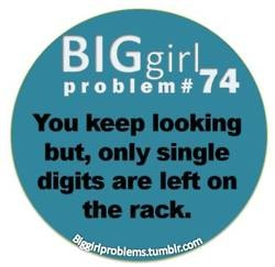 Big Girl Problems Blog.