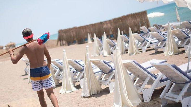 Türkei-Tourismus bricht ein - jetzt wird das ganze Ausmaß klar - Video