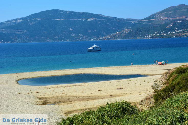 Golden beach Evia | Marmari Evia. http://www.grieksegids.nl/evia/