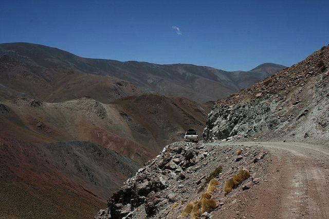Ruta 40 en Salta, Abra del Acay su punto más alto y uno de los pasos carreteros de mayor altura del mundo. www.turismoruta40.com.ar/acay.html