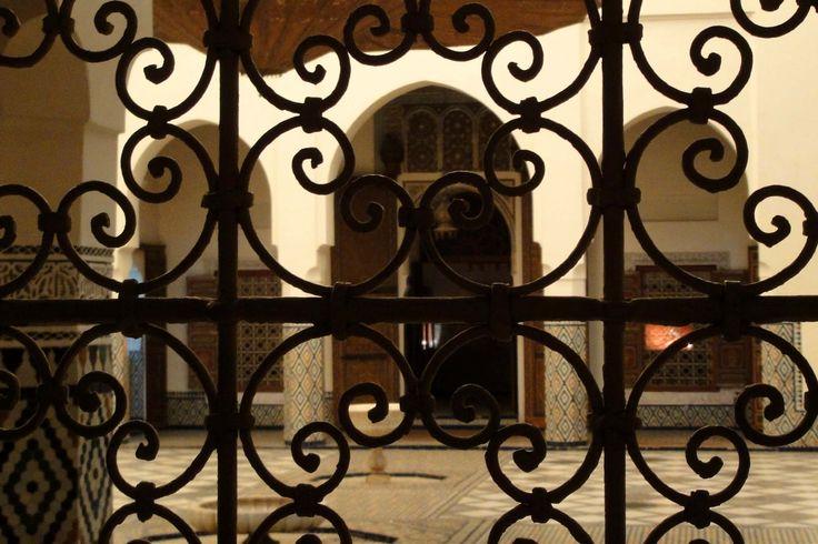 Marrakech 121118-1631 by Schoendy. Musée