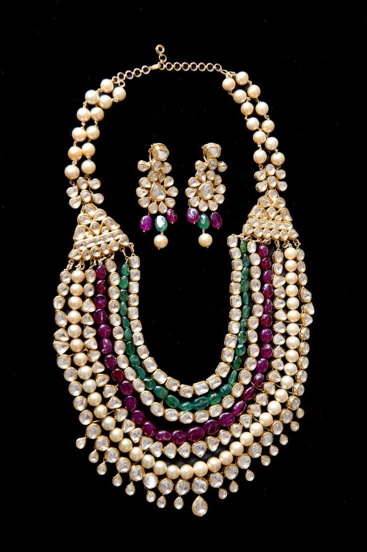 kundan bridal jewelry modern yet traditional