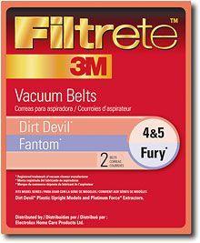 3M - Filtrete Dirt Devil 4/5 Replacement Belt