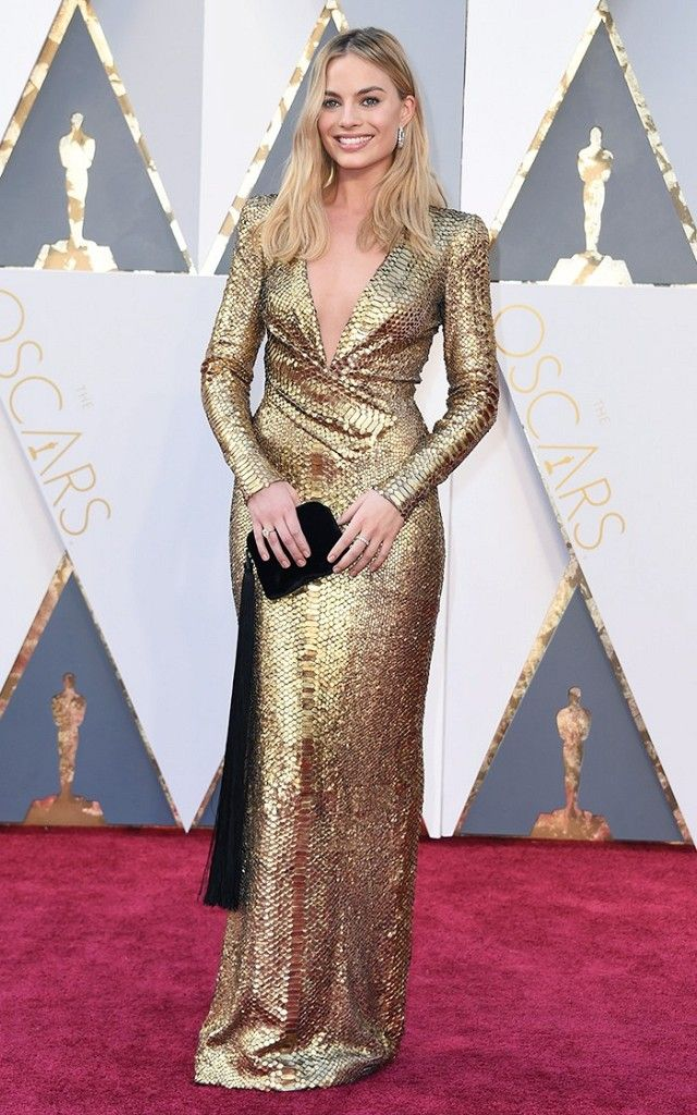 The Oscars Red Carpet Looks Everyone Is Talking About